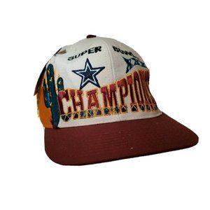 DALLAS COWBOYS SUPER BOWL 30 XXX HAT CAP VINTAGE